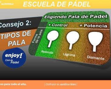 C.2 TIPOS DE PALA
